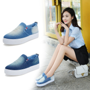 Xin Xiang full of casual shoes women wear non slip shoes spring canvas shoes female female Korean female student shoes