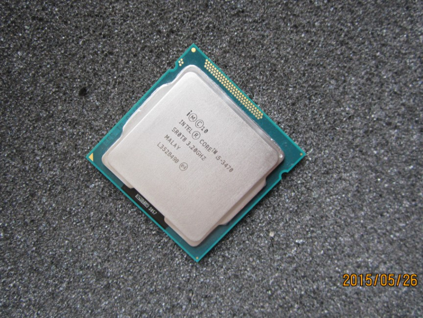 Intel Core Duo 4-core I5 3470 I5 3570 I7 4790 I7 4790K