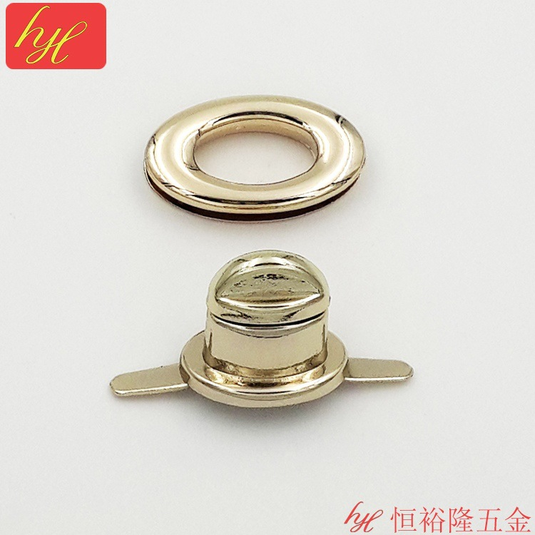Manufacturers selling luggage hardware accessories constant yulong bags/twist twist lock lock lock lock c215 / oval