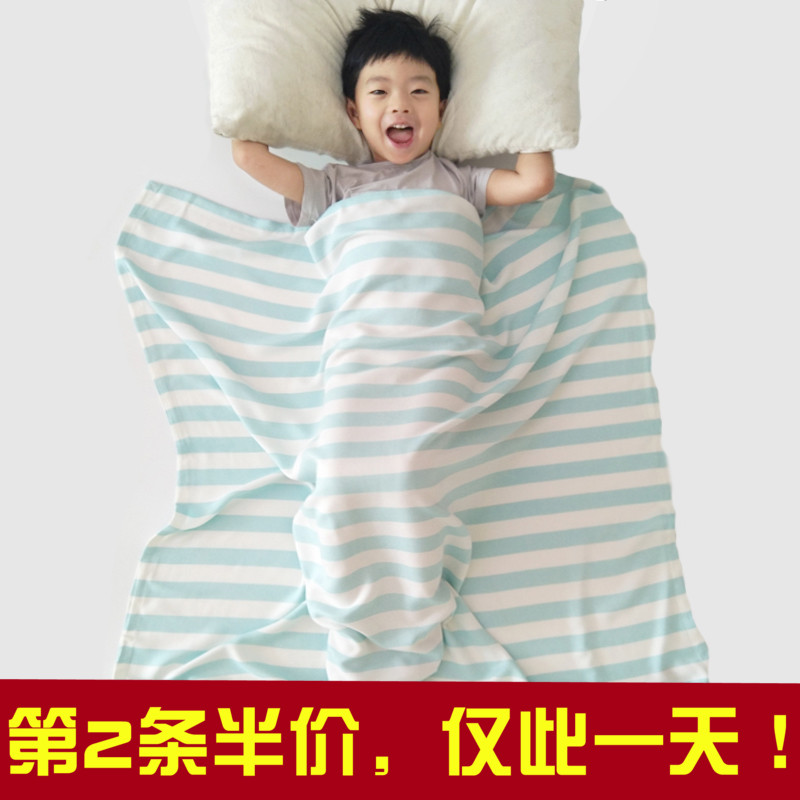 Special offer every day baby blanket and bamboo fiber silk blanket cover is thin summer newborn children by air conditioning
