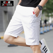 Summer sports 5 five pants shorts 7 seven men students leisure pants summer beach pants shorts thin tide