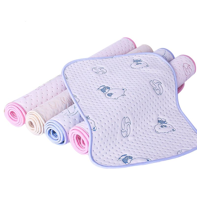 Long love long waterproof breathable layer three urine pad can be washed in newborn infants and young children urine mattress