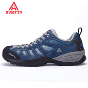 The United States' way of climbing shoes shoes sports shoes, hiking shoes female couples anti-skid breathable waterproof outdoor shoes big shoes