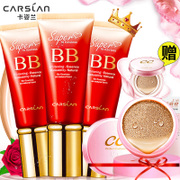 Carslan BB Cream nude make-up Concealer isolated strong durable waterproof moisturizing liquid foundation beauty whitening cushion CC genuine gift