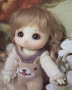BJD doll eight Nude Nude non genuine soom doll toys