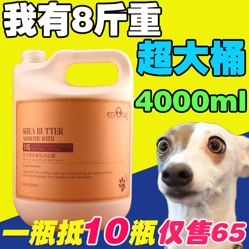 The dog wash Teddy Samoye golden cat pet shampoo bath white Bichon bactericidal deodorant antipruritic