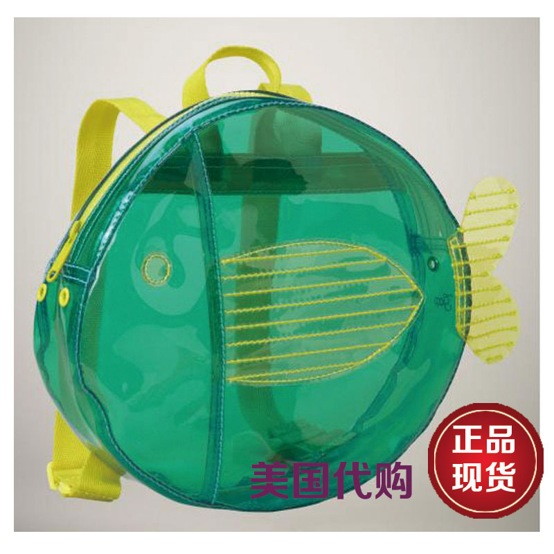 Spot the authentic GAP children backpack Transparent and lovely cartoon handbags for men and women baby small bag