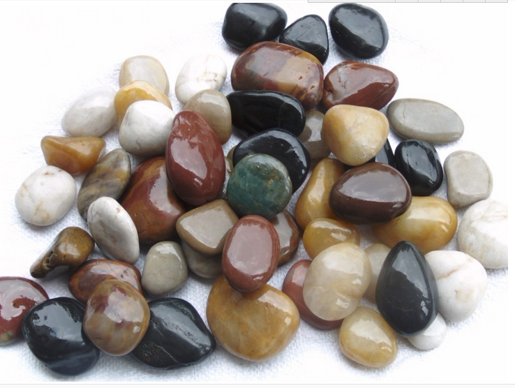 Aquarium landscaping, natural pebbles, Yuhua stone, low sand shop view aquarium, turtle stone 5 pounds post