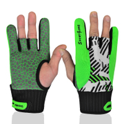 Boodun bowling gloves, men and women leisure indoor bowling, anti-skid gloves, comfortable, wear-resistant, two-color, optional men