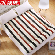 1.8m mattress mattress pad 1.5m double summer student dormitory single 1.2 meters thick sponge tatami