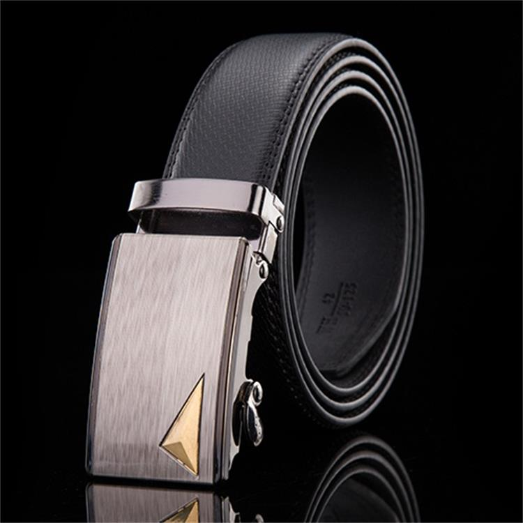 Every day special offer men's automatic buckle business all-match belt FfWcbeeW