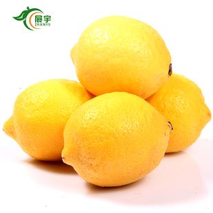 云南特产黄柠檬西双版纳