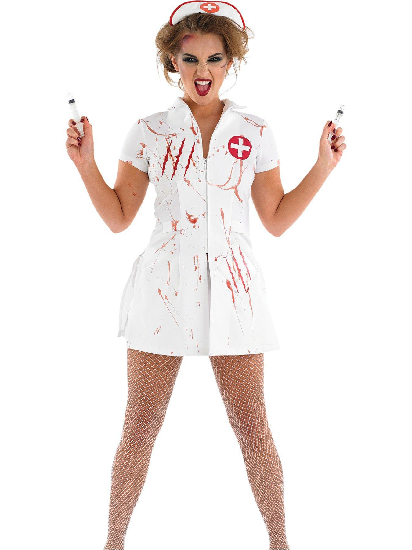 Halloween costume, adult women, cosplay, zombie nurses, vampires, women nurses, night clubs, costumes