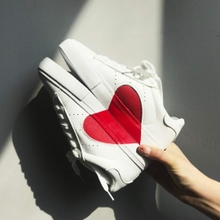 Love small white shoes female spring 2018 new wild Korean students chic flat white shoes 1992 casual shoes