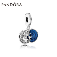 PANDORA Pandora Vintage Night Sky 925 Silver + Cricket Series 791993CZ