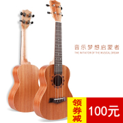 Dodomi beginner students of adult female ukulele 21 inch 23 inch children beginners small guitar