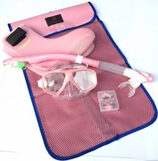 Snorkeling Sambo full dry mirror breathing tube set snorkeling equipment can be equipped with myopia