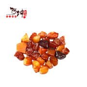 Ukraine Baltic Amber beeswax yellow chicken oil stone beads beads pendant 10-20 ore barrel material