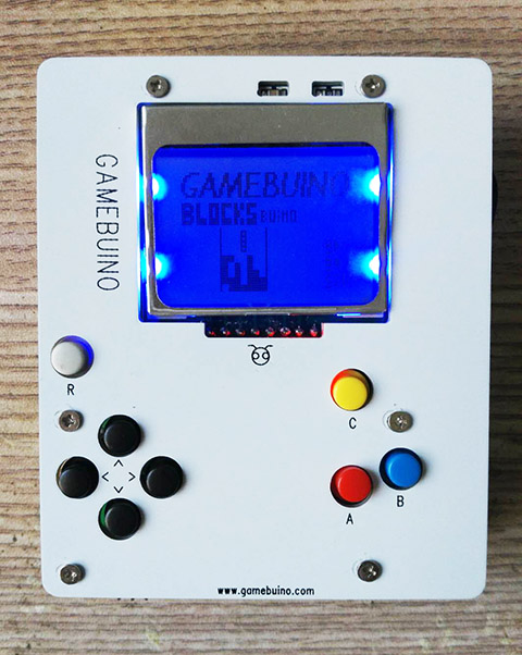 15 84] [Secondhand products]GameBuino DIY kit open source