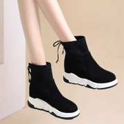 2017 new winter boots and shoes women shoes cashmere winter boots Martin winter snow boots children