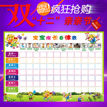 Child discipline table baby reward stickers for recognition of post primary students kindergarten little red reward stickers