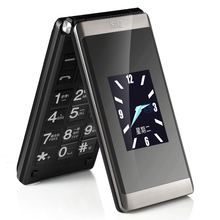 Sony Ericsson SA-Z6 Claus flip mobile phone machine in elderly male and female elderly long standby mobile Unicom spare machine