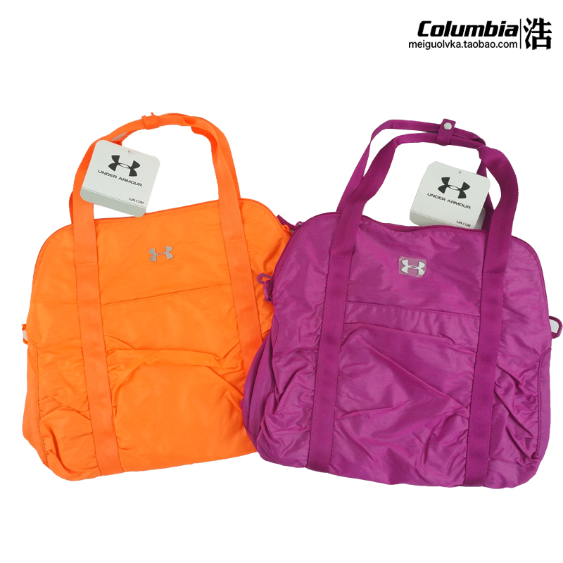 Under Armour An Dema female large capacity leisure sports bag TOTE Tote bag  1275430 spot 548d169940be4