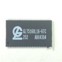 GLT5160L16-6TC SOP electronic components with a single integrated circuit connector brand IC chip