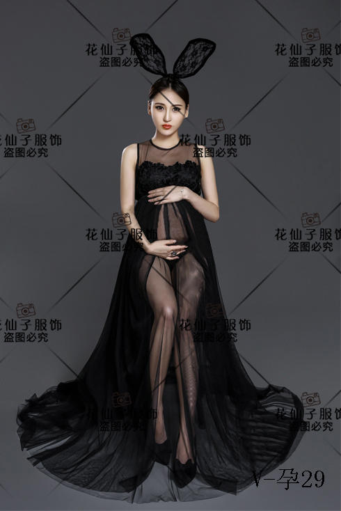 New han edition studio pictorial maternity 2017 pregnant women clothing Pregnant women clothes photo taking pictures mummy photography