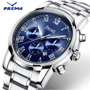 Genuine watches are simple thin quartz watch watches personality belt, men and women watch lovers watch waterproof
