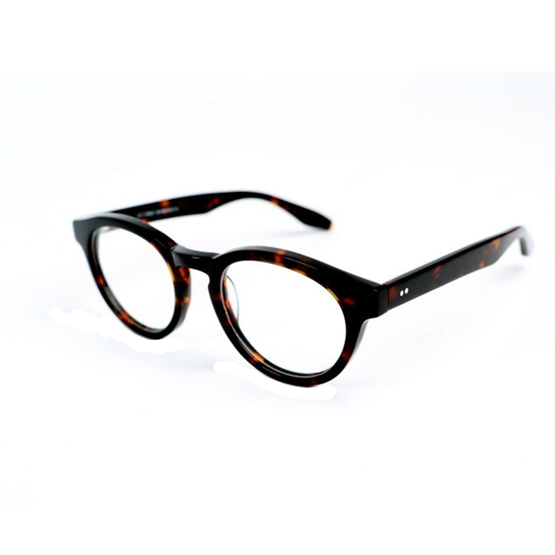 CLIMAX 2016 BP original Shawn Yue Chi amber retro glasses frame plate models for men and women