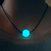 Lover boy couple necklace pendant light winter Valentine Metrosexual all-match lovely temperament accessories
