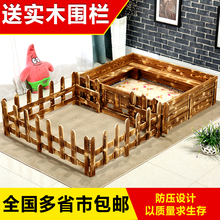 Solid wood dog bed Bedding cat litter Pet litter Cat delivery room Large dog farrowing room Cat observing bed Pet litter box Baby litter nest