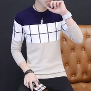 Long sleeved t-shirt men's T-shirt sweater in autumn and Winter Youth's autumn clothing men's shirt