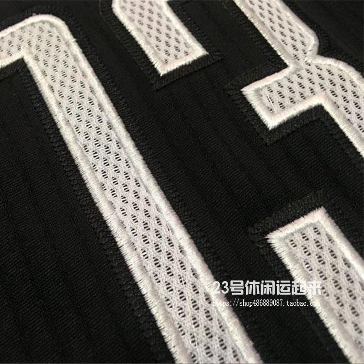【越南产】球员版火箭队13号男女哈登球衣大胡子篮球服保罗背心黑