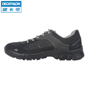 Decathlon outdoor hiking shoes autumn and winter outdoor men and women shock absorbers lightweight non-slip breathable hiking shoes QUNH