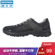 Decathlon winter outdoor hiking shoes for men and women shoes light damping anti-skid breathable climbing shoes QUECHUA NH