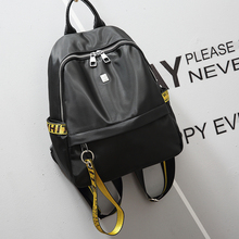 Backpack female tide 2017 new Korean all-match leisure summer student campus female Oxford cloth bag bag bag