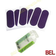 BEL bowling supplies, HI-SP brand, with cashmere material, surface antiperspirant type bowling ball, finger back