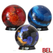BEL bowling supplies, purple ghosts, professional bowling, flying saucer, bowling