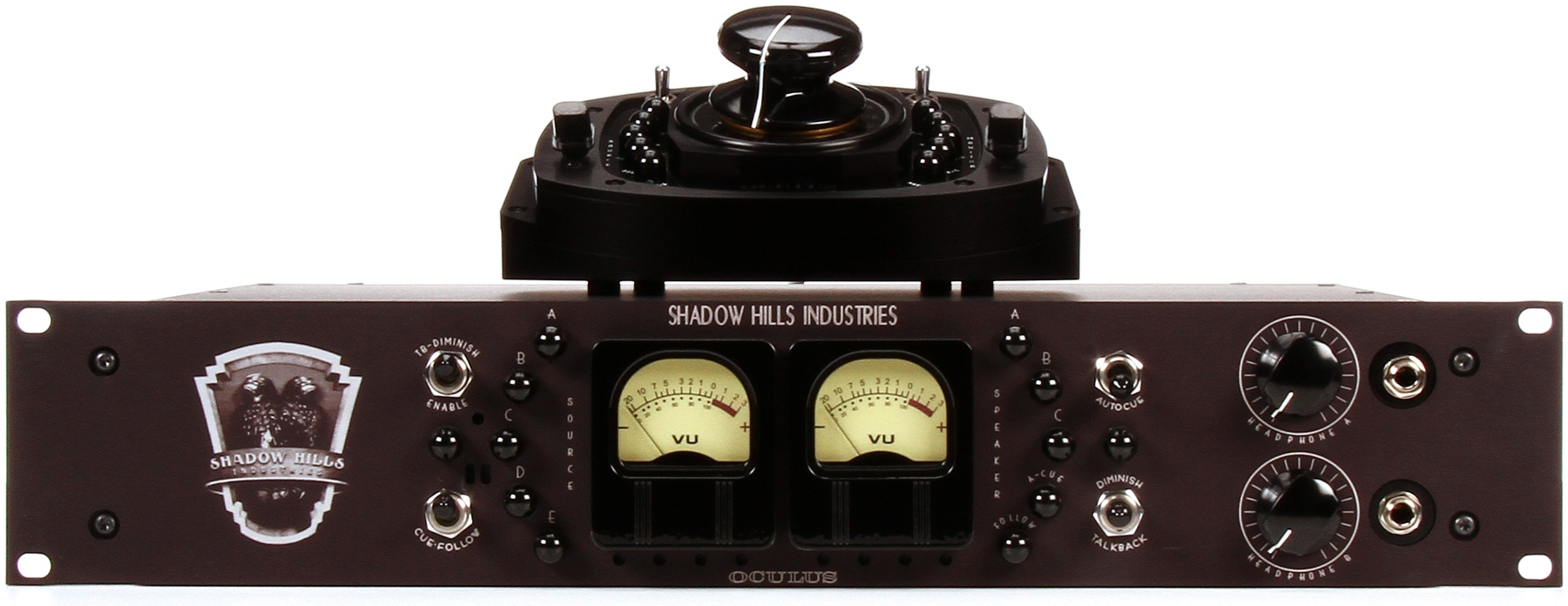 Shadow Hills Industries Oculus Wireless master band monitor controller