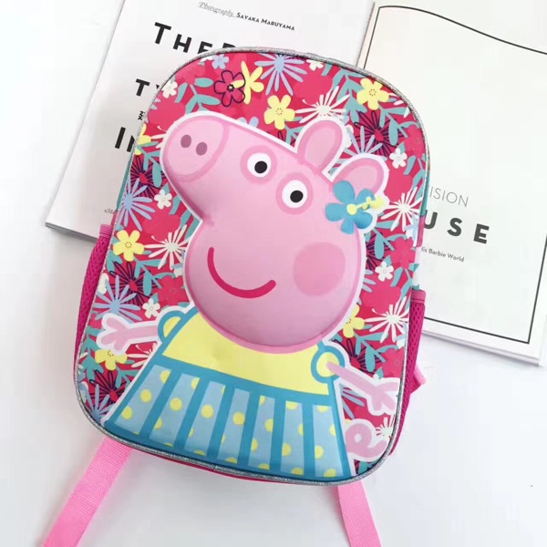 3 d piggy bag George little page is page (June 1 gift package mail on sale)