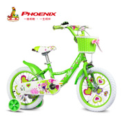 Phoenix children's bicycle 12 inch 14 inch 16 inch girl baby stroller bicycle 2-3-6-8 year old girls