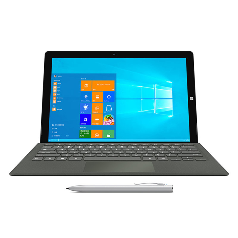 Teclast/ power station, X5 PRO laptop, 12.2 inch Win10 system, 256G solid spot