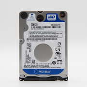 Shipping WD/ WD WD5000LPVX /WD5000LPCX notebook computer hard disk 500g single disc