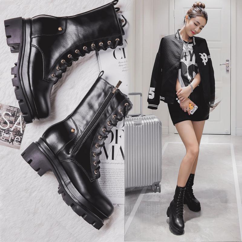 Купить из Китая Cапоги на высоком каблуке через интернет магазин internetvitrina.ru - посредник таобао на русском языке