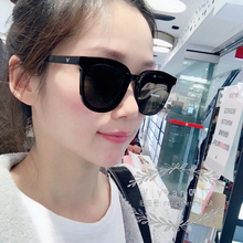 Genuine purchasing gentle monster sunglasses men ma mars GM sunglasses female V licensing Sun Yizhen with the paragraph