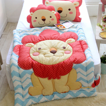 Authentic Korea purchase new Korean winter fine childrens NAP is cute animals by NAP + pillowcases