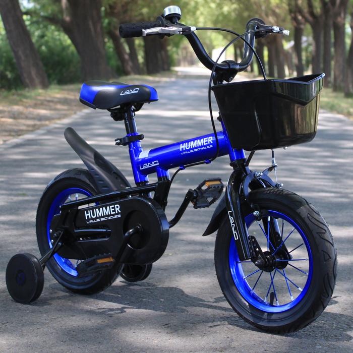 伟力兰Q儿童自行车12寸14寸16寸18寸男女孩宝宝童车3到8岁悍马款
