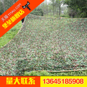 Direct shipping anti aerial camouflage net net net Camo net decorative cloth covering the green mountain
